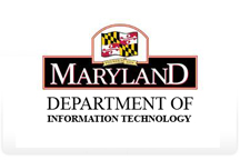 Maryland Department of Information Technology Logo